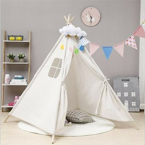4 Colors Child Mosquito Net Portable Folding Fairy Play Tent Children Kids Castle Cubby Play House Toy Home Decor