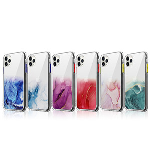 Akış Altın Pırıltılı Toz Cep Telefonu Shell iphone 12 7 / 8plus²uzaktan için iphone 11pro maksimum 7 / Xr Pırıltılı powde Shell Koruyucu Kılıf FEMA için