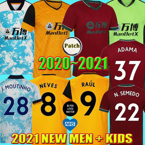 2020 2021 N.SEMEDO soccer jerseys 20 21 FABIO SILVA J.MOUTINHO RAUL NEVES PODENCE ADAMA men kids goalkeeper football PATRICIO SHIRTs uniform