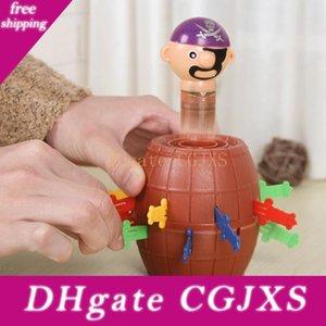 Vente en gros -Nouveau Hot vente étrange jouets Pirates Whimsy Barils Oncle famille farfelue et de nouveaux jouets Bingo Livraison gratuite