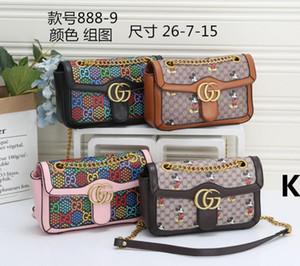 designer handbags gG Saddle Bag Fashion gûccì Handbag Genuine Leather Crossbody Shoulder Purse Paris Bag For Women