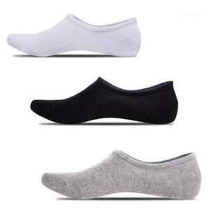 Slipper Casual Relaxed Fashion Homme Underwear Silicone Slip Male Clothing Mens Summer Designer Solid Color Sock