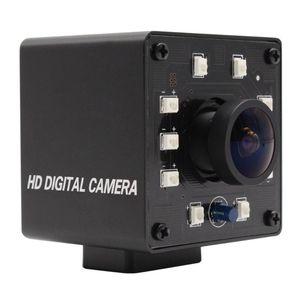 Weitwinkel USB-Kamera ELP mit IR-LED Board 2MP 1080P OV2710 USB2.0 Webcam Module Support IR CUT