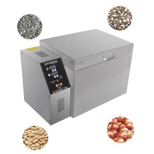 Soja électrique Roasting Nuts Machines et céréales secondaires médecine Rôtissant Machine Fried châtaigne Graines de tournesol Rôtissant Machine