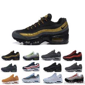2020 Cuscino Mens Running Shoes autentici scarpe sportive per gli uomini Top Sneakers camminare scarpe outdoor Grey Man Training Maxes uk40-45 O8
