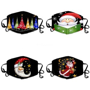Reatale Fasion Wasale Cartoon Printed Summer Mask Prective Fasion#332 Spring Fa Masks Incuw