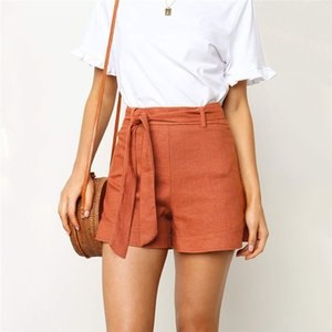Hot Sale Shorts Women Spring Summer Wide Leg Chiffon Large Size 2020 New Shorts Casual Hot High Waist Casual Streetwear