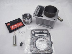 A310 Zylinderkolbenringe Set-Top-End-Kit für CG175 Motorrad-Teile für wassergekühlte Maschinenzylinder CG 175 Sets X9Ow #