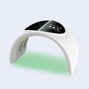 free shipping Skin rejuvenation infrared acne light therapy bio light therapy pdt skin whitening machine Facial Led Mask Led