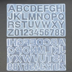 Diy English Letter Number Molds Figure Mould Baking Tools Fondants Mold Cookies Cakes Decorating Supplies Bakeware 10 2bj C2