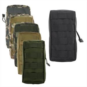 الرياضة رخوة الحقيبة التكتيكية الطبية العسكرية 600D المساعدة الصدرية التكتيكية الادسنس الخصر حقيبة للالصيد في الهواء الطلق حزمة معدات كاميرا