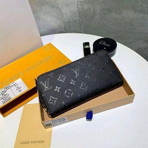 Yüksek Kalite Moda Lüks Yeni Gece Çantası Para Çanta Kabartma Klasik Debriyaj Cüzdan Bayan Tasarımcı Cüzdan (Kutusu ile) Bayan Kemer Çantası