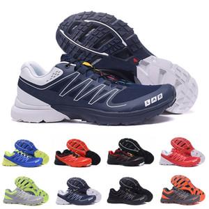 salomon sneakers Ayakkabı SpeedCross S-LAB koşucu Eğitmenler Erkekler Spor Sneakers scarpe zapatos 40-46 Koşu hız çapraz S-LAB CS Açık mens Damla nakliye