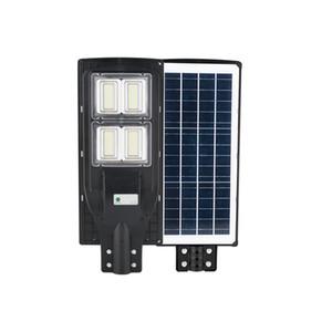 Nova luz LED Solar rua 60W 120W 180W 240W Alto Brilho 2385 LED IP65 Outdoor Solar Luz de inundação