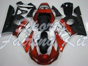 Motocicleta carenado para YZFR6 1998-2002 Rojo Blanco Negro carenados YZFR6 98 99 carenado YZF R6 98 99