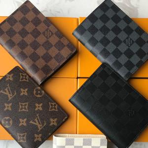 Porte-passeport New Designer Fashion Passport Card Case Pu détenteurs 5 couleurs avec boîte meilleurs cadeaux