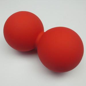 Amendoim esfera da massagem / Yoga Massage Ball - Melhor Gatilho ponto de esfera, liberação miofascial, Yoga Therapeutics,