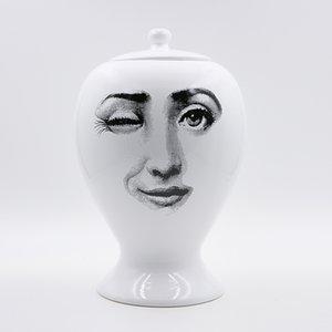 ARYA-Vase Dekor Blumentopf European Ceramic Dekorative Große Sealing Vase Home Decoration Accessoires Weihnachten