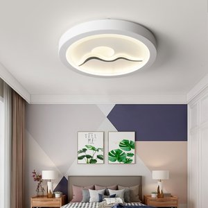 Ceiling lamps living room lamp simple modern home Nordic dining room lamp bedroom lamp ultra-thin led ceiling light ceiling lamps