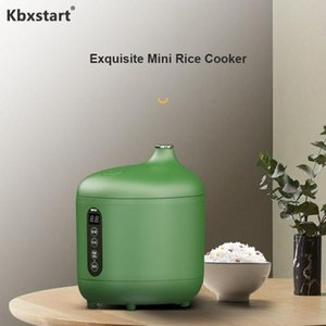 220V Electric Rice Cooker Small Multifunctional Intelligent Stew Pan Suitable for 1-2 People Supports Appointment Timing 0.8L