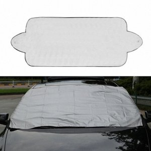 New NoEnName Null Prevent Schnee, Eis, Sonnenschutz Staub Frost Einfrieren Auto Windschutzscheibe Abdeckung Schutz T0bP #