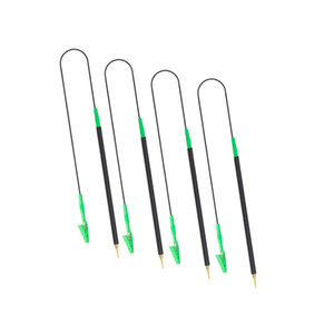 4pcs / Set BDM Frame 4 Sonde e verde Collegamento Cavo Sostituzione LED BDM Frame OBD2 Programmazione Board ECU