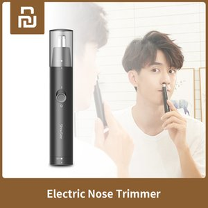 MIJIA SHOWSEE C1-BK Electric Nose trimmers Portable Mini Ear Nose Hair Shaver hair clipper Waterproof Safe Removal Clean