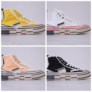Chaussures Casual XVessel G.O.P. Chaussures Hommes toile Lows femmes TOP Mode Qualité Designer navire Tripes S Piece shoes Piece Speed