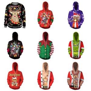 2020 donne Plus Size cardigan Poncho Cape Sweater cappotti di pelliccia rivestimento del collare Sweatershirts inverno ricoprono la tuta sportiva # 490