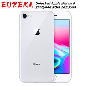 """Восстановленное разблокирована Apple, iPhone 8 LTE мобильный телефон 256G / 64G ROM 2GB RAM Hexa Ядро 12.0MP 5.5"""" IOS"""