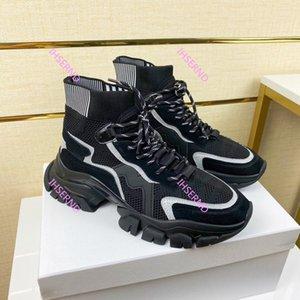 moncler 2020 neue Männer und die Schuhe der Frauen junger Trend lässige Mode Herrenschuh rutschfest verschleißfeste Gummisohle Paar Stiefel der Männer