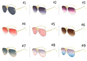 Sell Lowest price 10pcs lot Sunglasses Men's sunglasses Google Glasses picture Show Free shipping 9color can choose .
