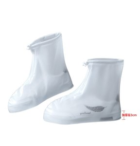 New Outdoor Rain Shoes Boots Covers Waterproof Slip-resistant Overshoes Travel Galoshes for Men Women Kids WB2590