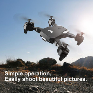 Professional Drone 4K HD Dual Camera GPS Foldable RC Aircraft WIFI FPV 20Mins Quadcopter Kids Toys Outdoor KK6 New Helicopt Boy Toys 10X DHL