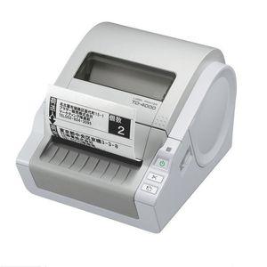 الجديد في TD-4000 تسمية آلة الطباعة الحاسوب الحرارية تسمية الطابعة المحمولة ذاتية اللصق ملصق الباركود تسمية طابعة