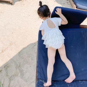 Детских breifs девочек Детской бикини breifs девочек купальник бикини купальник