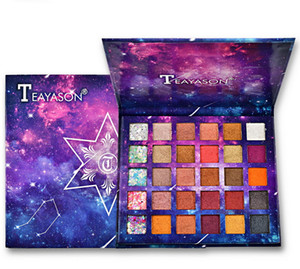 Makuep Palette Starry Eye Shadow Disc Potato Mashed Wet Powder 30Color Ultra Pigmented Shimer Pressed Wet Eyeshadow