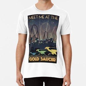 Poster Final Fantasy VII Gold Saucer Viaggi maglietta Final Fantasy Final Fantasy VII Gold Saucer di poster d'epoca Poster Viaggi
