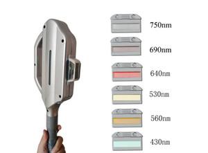 2020 Frete grátis baratos SHR opt e filtros de luz 430nm / 480/530/560/590 / 640nm / 690nm IPL SHR filtros para venda