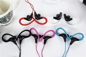 Esporte Earphones Headset Estéreo Auscultadores Handsfree Com Mic 3 Earbuds .5mm para o telefone móvel Todos frete grátis