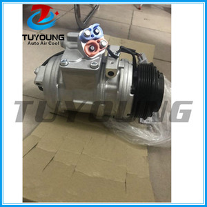 10PA20C авто переменного тока компрессор для Toyota Land Cruiser 100 Prado 98-16 UZJ100 Lexus LX470 LS400 8832060680 8832060681 883206068184 88320-50060