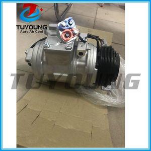 10PA20C compressore auto di CA per Toyota Land Cruiser 100 98-16 Prado UZJ100 Lexus LX470 LS400 8832060680 8832060681 883206068184 88320-50060