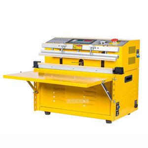 DZQ-500TE 500 * 8 мм Внешняя Насосное Вакуумная упаковка Sealer Вертикальный вакуумный Sealer Автоматическая машина запечатывания мешка Extractor