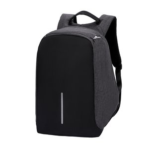 2020 Factory Direct Horse Anti-Theft Backpack Waterproof Oxford Cloth Backpack Multi-Function Computer Bag Portable Student Bag