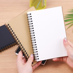 Set of 2 Durable Paper Universal Sketch Pad Sketching Book Sketches Book Notebook for Drawings and Sketch Journal (black Brown)