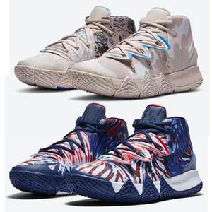 Yeni Kyrie S2 Hibrid Giysi S Çöl Kamuflaj Sashiko Paketi Erkekler Basketbol Ayakkabı Irving neler The Black Erkek Spor Eğitmenler Sneakers Boyut 40-46