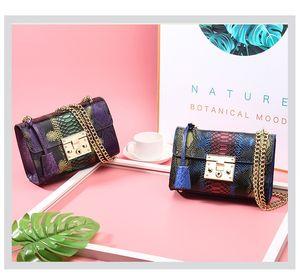 Alta calidad bolsos de la moda femenina de Shouder Bag 20 Mujer Sac Crossbody del estilo de Top Rank nueva tendencia Urban Beauty especial Serpentina populares