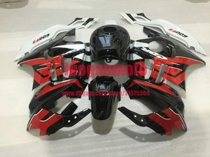 Fairings parts for red white black Honda 97 CBR 600 F3 98 CBR600 F3 1997 1998 ABS motorcycle fairings kit bodywork cowlingsTank cover+gifts