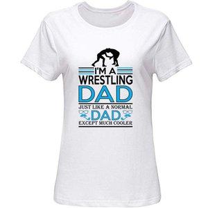 COOLER T 셔츠 COOL 티셔츠 PLUS SIZE MALE 스트리트 TEE 셔츠 MAN COTTON의 SIMPLE IM 힙합 EXCEPT 레슬링 DAD LIKE NORMAL DAD