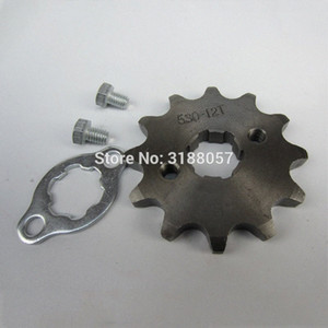 530 14T 20mm 10-20T front engine sprocket FOR dirt pit bike cross enduro ATV quad 125 140 150 160 225 250 cc offroad 80uA#